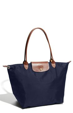 Longchamp 'Le Pliage' Large Tote | Nordstrom New Navy $145