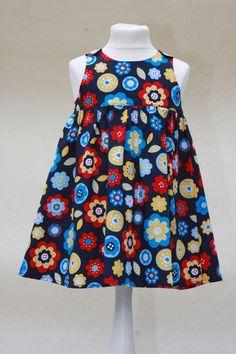 Kleid Maria Blumenkörbchen von Dressed by Olga Hofmann auf DaWanda.com