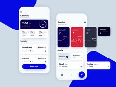 app concept minimal clean sports diet lifestyle health mobile fitness ux uiFitness app concept minimal clean sports diet lifestyle health mobile fitness ux ui Optimal by Strive for B&B on Dribbble Finance & Banking App by Ali Sayed Web Design, App Ui Design, Interface Design, Design Layouts, Graphic Design, Mobile Ui Design, Design Thinking, Training Apps, Blockchain