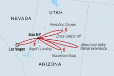 Map of Zion Ranch Stay Sunny Beach, Experiential, Us Travel, Nevada, Ranch, United States, Tours, Holidays, Map