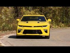2016 Chevrolet Camaro SS - Driving Video | AutoMotoTV - YouTube