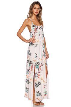 2b104925fca Shop for Somedays Lovin Golden Fields Floral Maxi Dress in Multi at REVOLVE.