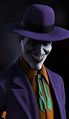The Joker... The Clown Prince