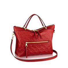 eda7f62235a452 Its emblematic shape and luxurious fine leather mean this multi-carry bag  will go ...