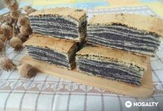 A mákos hajtott 1 elkészítési ideje: 50 perc Hungarian Desserts, Hungarian Recipes, Smoothie Fruit, Sweet And Salty, Cake Cookies, Food Hacks, Cookie Recipes, Food Porn, Food And Drink