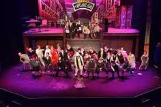 Image result for bugsy malone set design