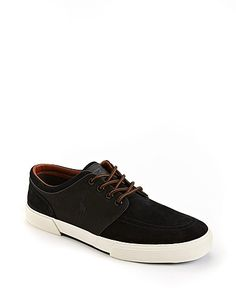 Faxon Low Canvas Sneakers