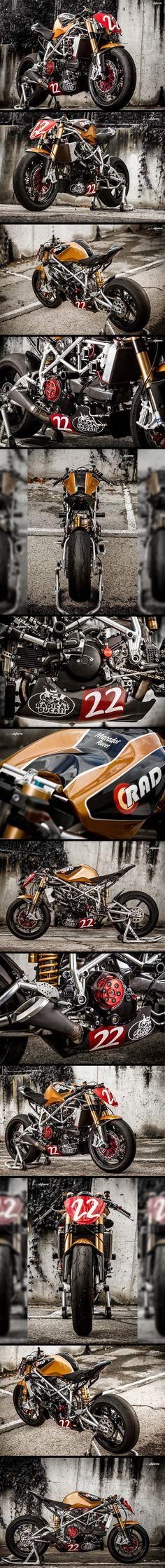 """Ducati 1198 """"The Matador"""" by XTR Pepo"""