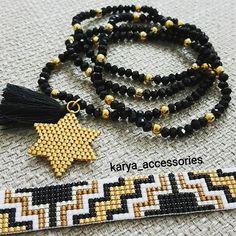 Siyah-gold... #miyuki #miyukibileklik #miyukiboncuk #miyukikolye #miyukiküpe #takı #bileklik #trend #tasarım #özeltasarım #sipariş #siparişalınır #hediyelik #hediyelikeşya #aksesuar #altın #gümüş #rosegold #bakır #siyah #beyaz #yildiz #yildizbileklik #tagsforlikes #igers #accessories #beauty #fashion