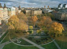 LO-parken, Stockholm. Nyréns arkitektkontor. » Lindman Photography