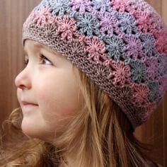 Čepičky – 4. stránka – NÁVODY NA HÁČKOVÁNÍ Pilgrim, Crochet Hats, Knitting Hats