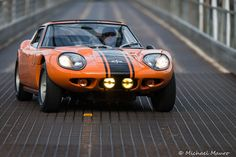 This is the digital history record for a 1969 Marcos GT 3 Liter British Car, British Sports Cars, Classic Sports Cars, Best Classic Cars, Police Cars, Race Cars, Funny Cars, Kit Cars, Car Humor