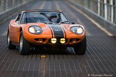 Stunning 1969 fully restored #Marcos GT