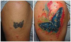 cover | InkFREAKZ.com Random Tattoos, Original Tattoos, Body Art, Cover, Blanket