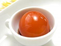 冷凍卵黄の醤油漬けの作り方/ふわとろ卵かけご飯