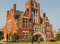 Bardstown, KY - this historic town is a finalist for the most beautiful town in America on the Best of the Road 2012 Rally from Rand McNally.