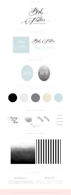 Branding for photographers / Web design / website / photographer website / custom website / website ideas/ website inspiration / Brand board / branding / brand design / custom logo / photographer brand / photographer logo / color palette / logo design