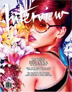 Rihanna for Interview
