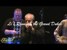EllerSoul Records - Lil Ronnie & The Grand Dukes