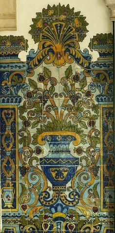 Lisbon | Portuguese tile - azulejos