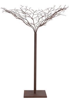 260€  Arbre décoratif en métal brun 180 cm | KOTECAZ  #décoration #déco #décooriginale #entréemaison Deco Originale, Decoration Originale, Incense, Dimensions, Home Decor, Modern, Composition, Ms, Rice
