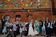 Svatba, Oslava, Svatební Party