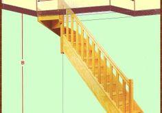 25 Meilleures Images Du Tableau Escalier Quart Tournant