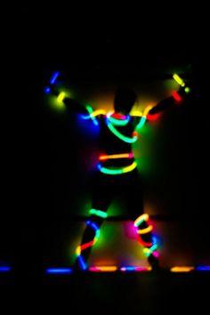 Glow Stick Fun! http://glowproducts.com/glowsticks #GlowSticks