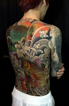 Japanesetattoos Japanese Tattoos Tattoos