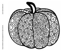 FREE Pumpkins to Color! Great for Halloween or Anytime in Autumn! Theme Halloween, Halloween Activities, Autumn Activities, Art Activities, Halloween Witches, Holiday Classrooms, Classroom Crafts, Classroom Fun, Pumpkin Coloring Pages