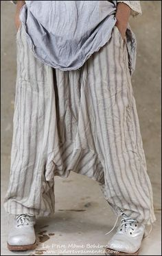 Magnolia Pearl Pants Garcon in Acrobat Magnolia Pearl, Boho Fashion, Vintage Fashion, Fashion Outfits, Womens Fashion, Style Boho, Style Me, Ropa Shabby Chic, Natural Fiber Clothing