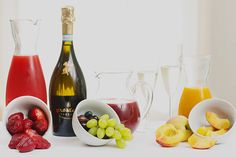 Tiziano Prosecco Bar - The perfect Mother's Day Brunch Bar.