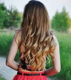 Christmas curls