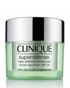 Clinique super defense daily moisturizer SPF 20