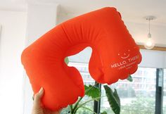 10$ Hello There Neck Pillow