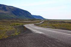 The lonely road from Hofn to Vik, via lostintrepid.com