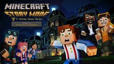 Minecraft: Story Mode Episode 6: A Portal to Mystery Review - http://www.entertainmentbuddha.com/reviews/minecraft-story-mode-episode-6-a-portal-to-mystery-review/