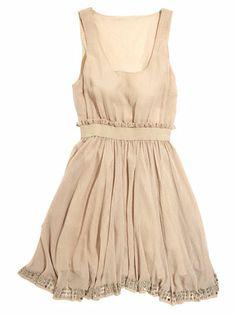 Edgy Holiday Dress