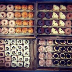 21 London Street Foods That Will Change Your Life Must find these donuts at a London market!