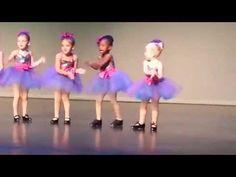 Preschooler's improv tap routine reminds parents to let kids be kids (+video)