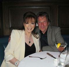 With Michael Brandon