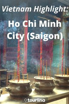 Vietnam Highlight: Ho Chi Minh City | A guide to Ho Chi Minh City: Architecture and culture; the city is filled with beautiful sights and attractions | With the Tourlina app women can find female travel companions within a secure and trusted network | #travel #traveltips #vietnam #hochiminhcity | http://tourlina.com