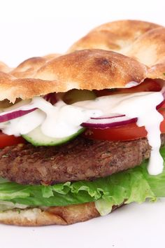 Ground #Beef Gyros #Recipe Very easy and tasty weekday meal