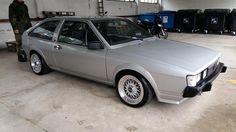 Manchmal machen kleine Dinge den Unterschied. Hier der 82er GT vom Michael. Vw Scirocco, Cool Cars, Dream Cars, Volkswagen, Golf, Vehicles, Autos, Cars, Cutaway
