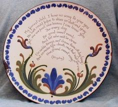 Torquay Pottery made from red Devon clay (UK)