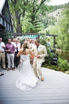 Kelly   Nick | Backyard Boulder Creek Wedding