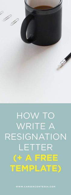 How To Write A Resignation Letter, Application Cover Letter, Hiring Employees, Job Help, Phone Interviews, Career Change, Interview Questions, Letter Templates, Find A Job