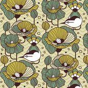 Art Deco Songbird