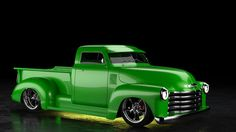 Hot Rod...GREEN!!! Gets me every time!!!