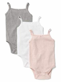 Baby Clothing: Baby Girl Clothing: bodysuits & tops | Gap
